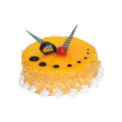 mango forest cake for birthday